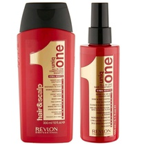 Kit Revlon Uniq One com Shampoo Condicionante 300 ml e Leave-in 150 ml