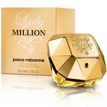 Lady Million Feminino Eau De Parfum
